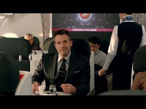 Batman v Superman - Comerciais Turkish Airlines; Gotham e Metrópolis [legendado PT BR]