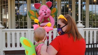 Baby's First Halloween At Disney World & Fort Wilderness! | A Very Tracker Halloween Special!
