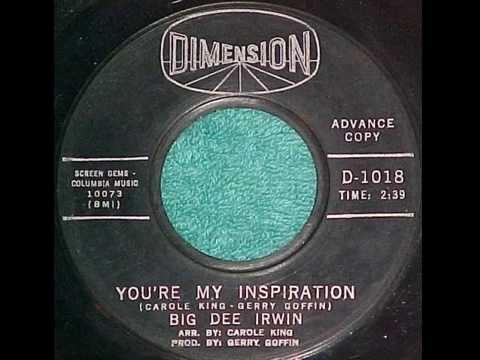 Big Dee Irwin   You're My Inspiration