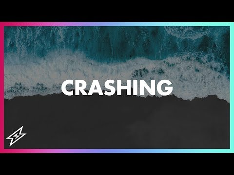 Illenium ft. Bahari - Crashing [Lyrics / Lyric Video (GhostDragon Remix)