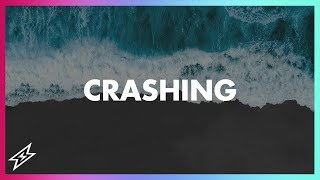 Illenium ft. Bahari - Crashing [Lyrics Lyric Video (GhostDragon Remix)