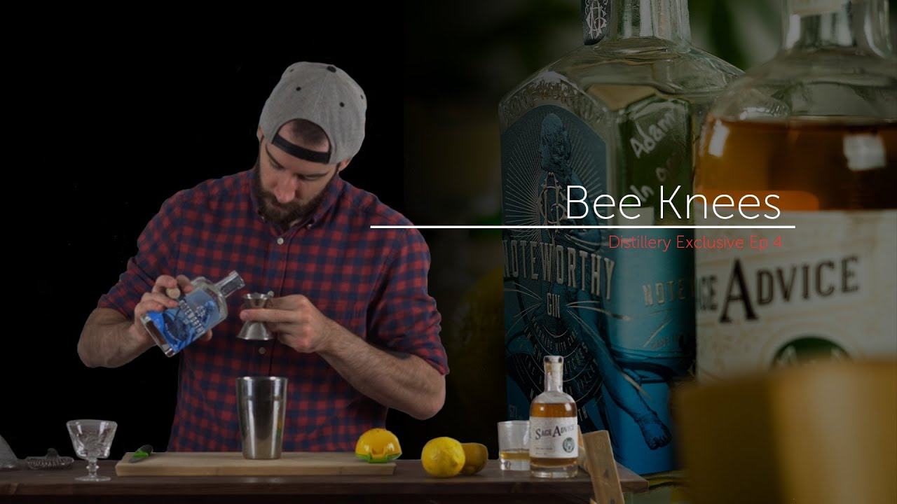 Dubh Glas Distillery Bees knees with a Twist! - Distillery Exclusive Ep 04