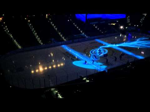 2015 Tampa Bay Lightning Playoffs Pregame Intro