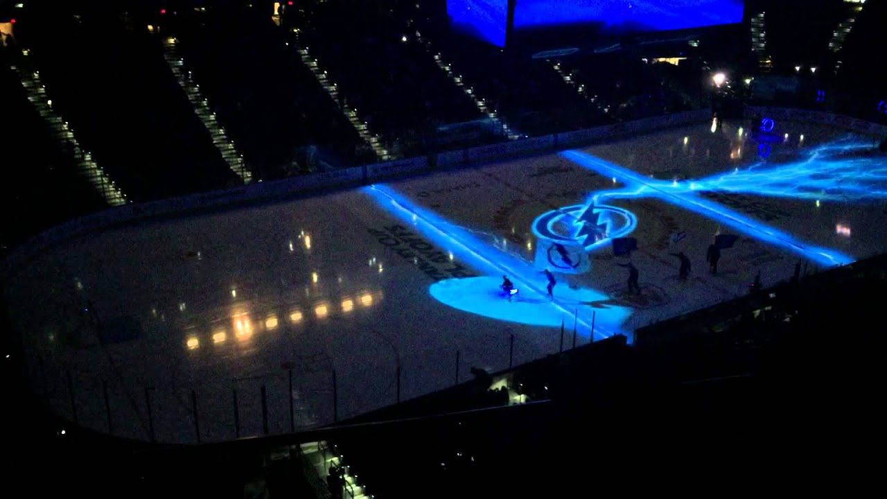 2015 Tampa Bay Lightning Playoffs Pregame Intro   YouTube