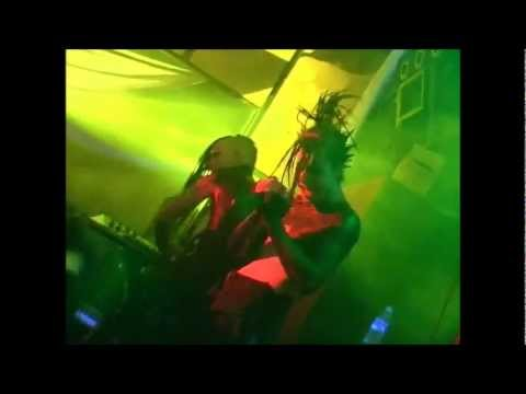 Psyclon Nine_Behind a Serrated Grin_ Live in Orlando FL. circa 2007