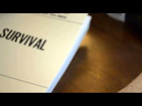 Survival FM 21-76 Dept. Of The Army Field Manual In HD UNBOXING