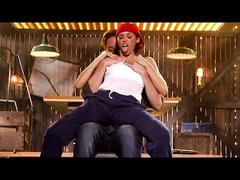 Thumbnail: Channing Tatum's Wife Jenna Gives Him a Steamy Lap Dance on 'Lip Sync Battle'