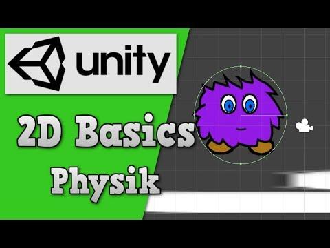 Unity2D Tutorial #090 [Deutsch] :: Physik thumbnail