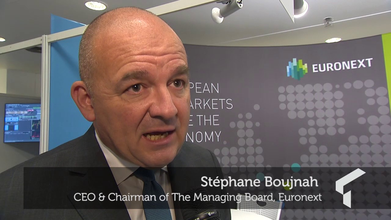 Stéphane Boujnah CEO & Chairman of The Managing Board, Euronext - YouTube