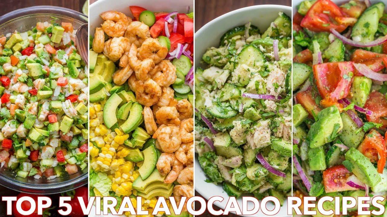 Top 5 mega viral avocado recipes natasha 39 s kitchen for Natashas kitchen