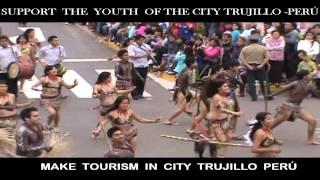 VISIT TRUJILLO CITY PERÚ SANDRO STUDIO