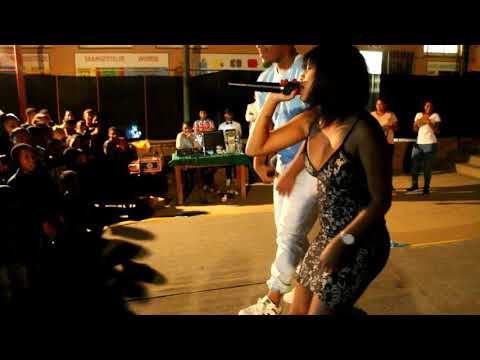 Aisha feat RJay-By My Live Performance