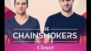 Closer - The Chainsmokers ft Halsey (Letra Oficial / Pronunciación)