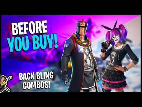 NEW LACE and PARADOX Outfits | Vision Tool and Equilibrium Glider - Before You Buy - Fortnite