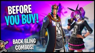 NEW LACE and PĄRADOX Outfits | Vision Tool and Equilibrium Glider - Before You Buy - Fortnite