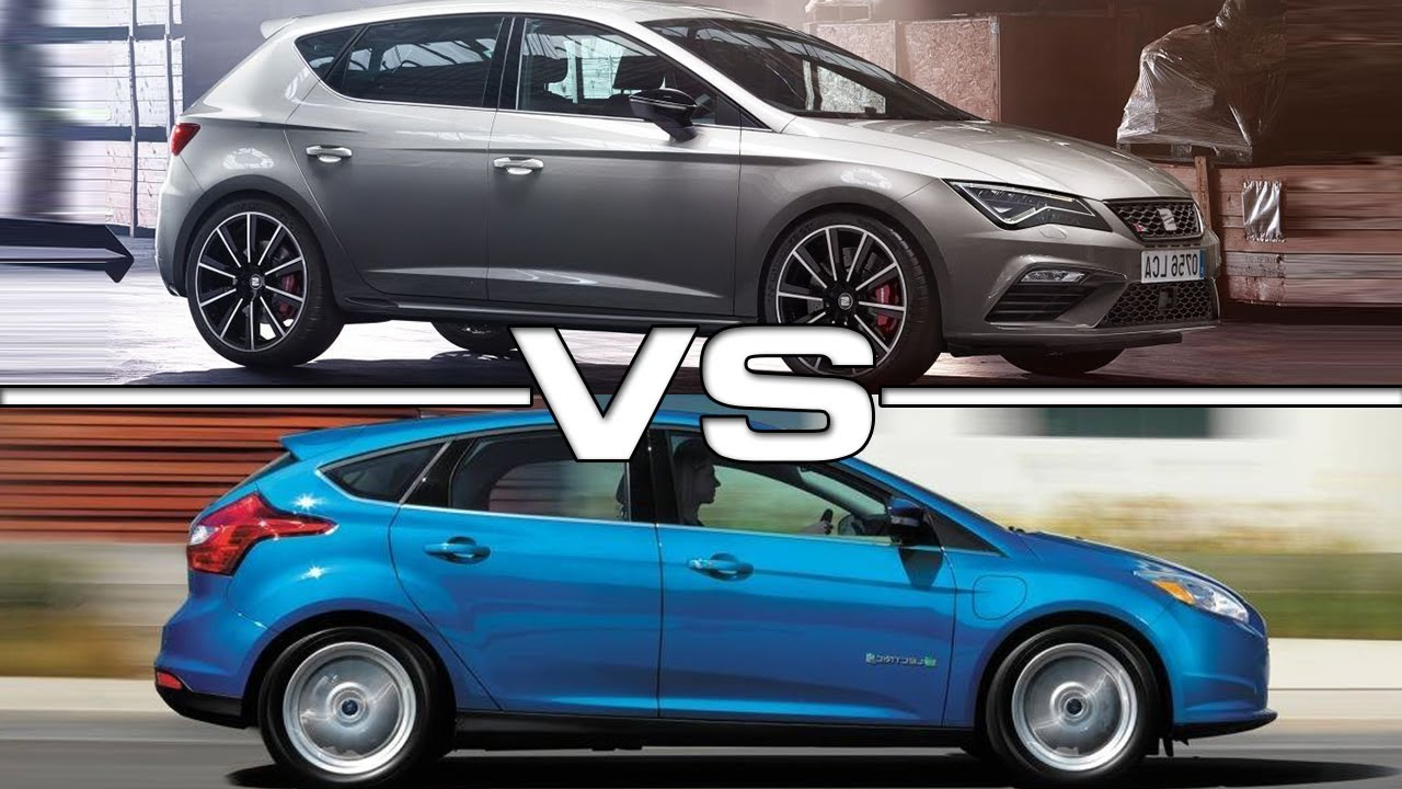 2018 Seat Leon Vs 2017 Ford Focus Youtube