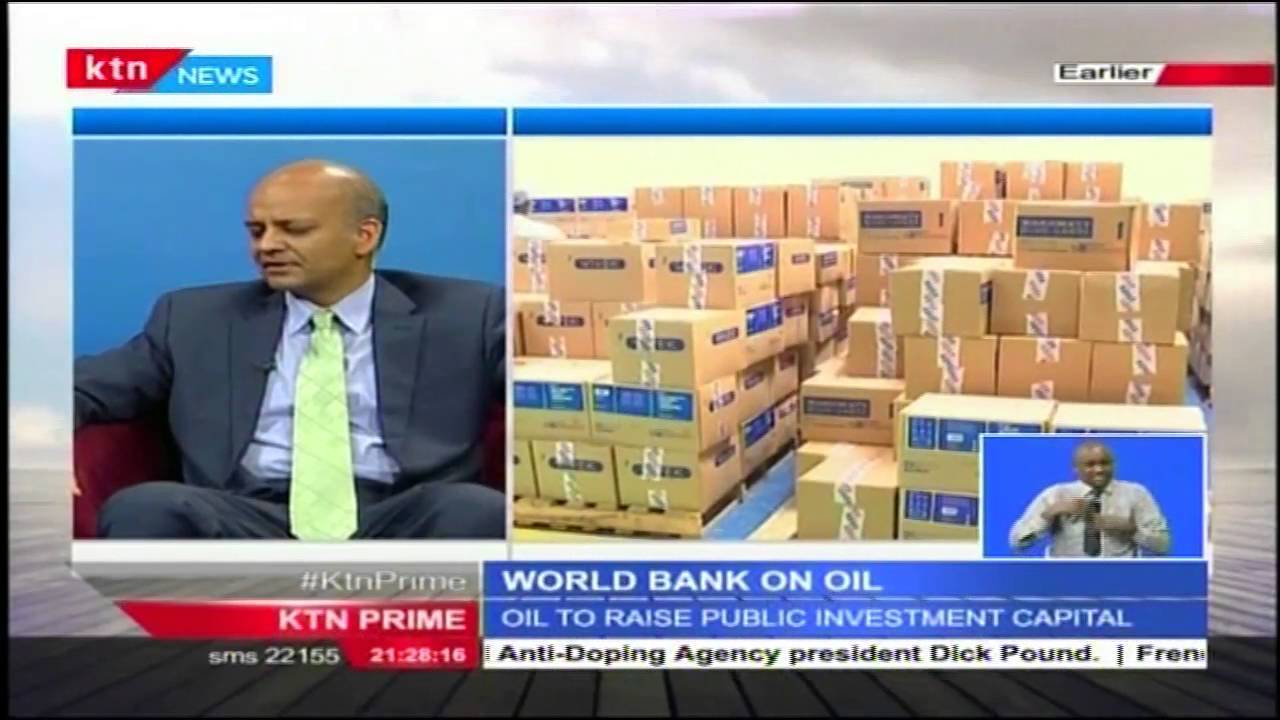 Kenya's oil discovery is more of a blessing than it is a curse to the economy, World Bank