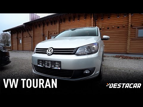 VW Touran под клиента /// Автомобили из Германии