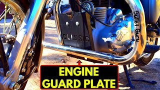 Engine Guard Plate | Useful Product for Royal Enfield || R.J.Von