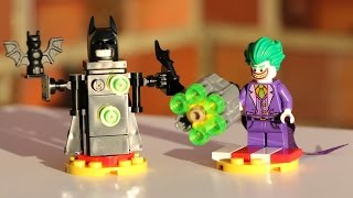 The LEGO Batman Movie: The Joker Battle Training - Polybag 30523 Review!