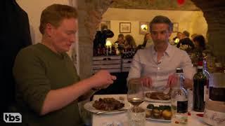 [KOR SUB] 코난이 조든 슐랜스키가 이탈리아에서 제일 좋아하는 레스토랑에 가다 2부 (#conanitaly)