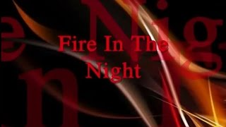 Fire In The Night by Rick Ridings- Shavuot (Pentecost)