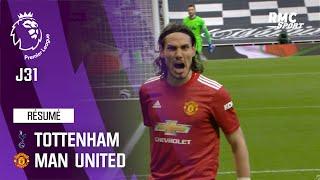 Résumé : Tottenham 1-3 Manchester United - Premier League (J31)