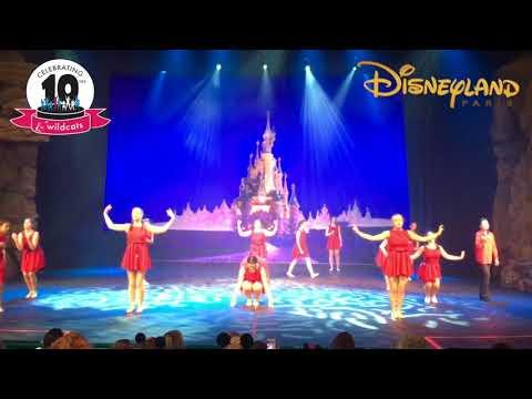 Wildcats at Disneyland Paris 2018 - Performance Video