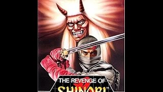 The Revenge of Shinobi (1989) - Sega Megadrive/Genesis - (Full Game) Longplay [015]