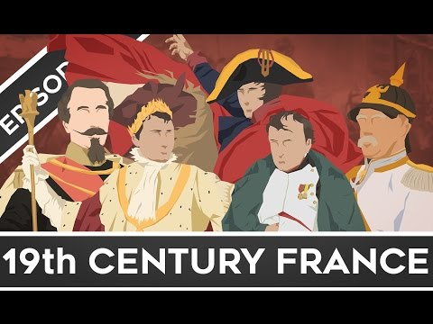 Feature History - 19th Century France (2/2)