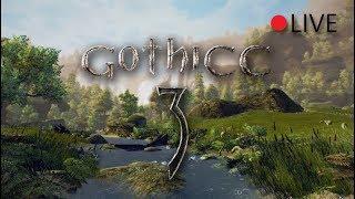 POTRZEBUJE ENERGII #7 Gothic 3