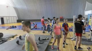 Чемпионат Костанайской области по тяжелой атлетике Кушмурун Казахстан