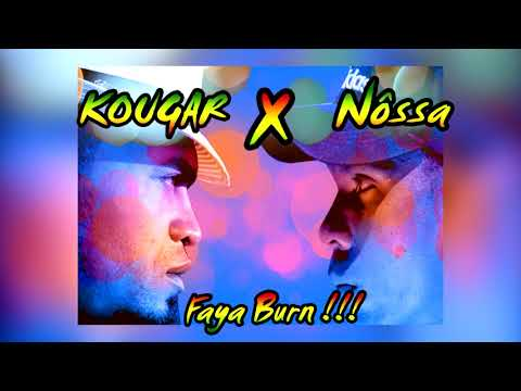 Kougar x  Nôssa - Faya Burn (Official Audio 2019) Nouveauté Gasy