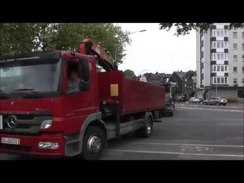 Schrotthändler Demo  Mönchengladbach Teil 4