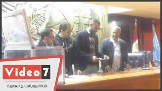 بالفيديو..اللجنة الثقافية بنقابة الصحفيين تختار 10 أعضاء لـ
