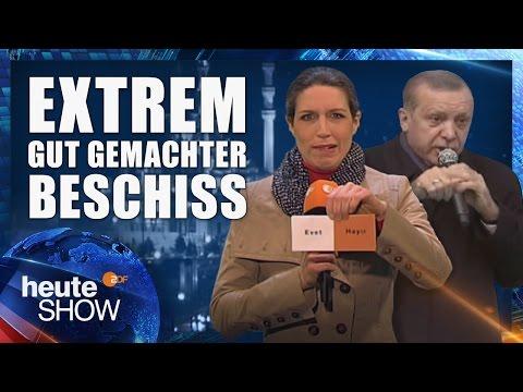 Birte Schneiders Analyse zum Referendum in der Türkei | heute-show vom 21.04.2017