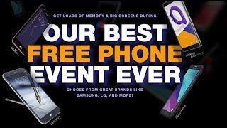 Metro PCS Best Free Phone Event Ever