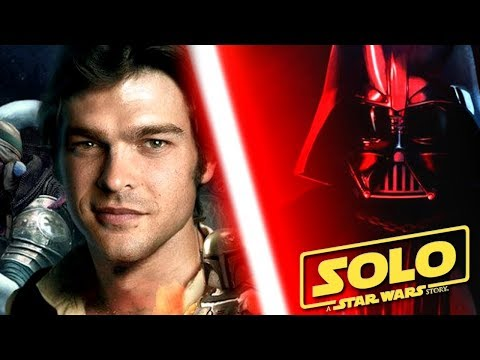 Han Solo Star Wars Movie! No Lightsabers & Darth Vader's Tone