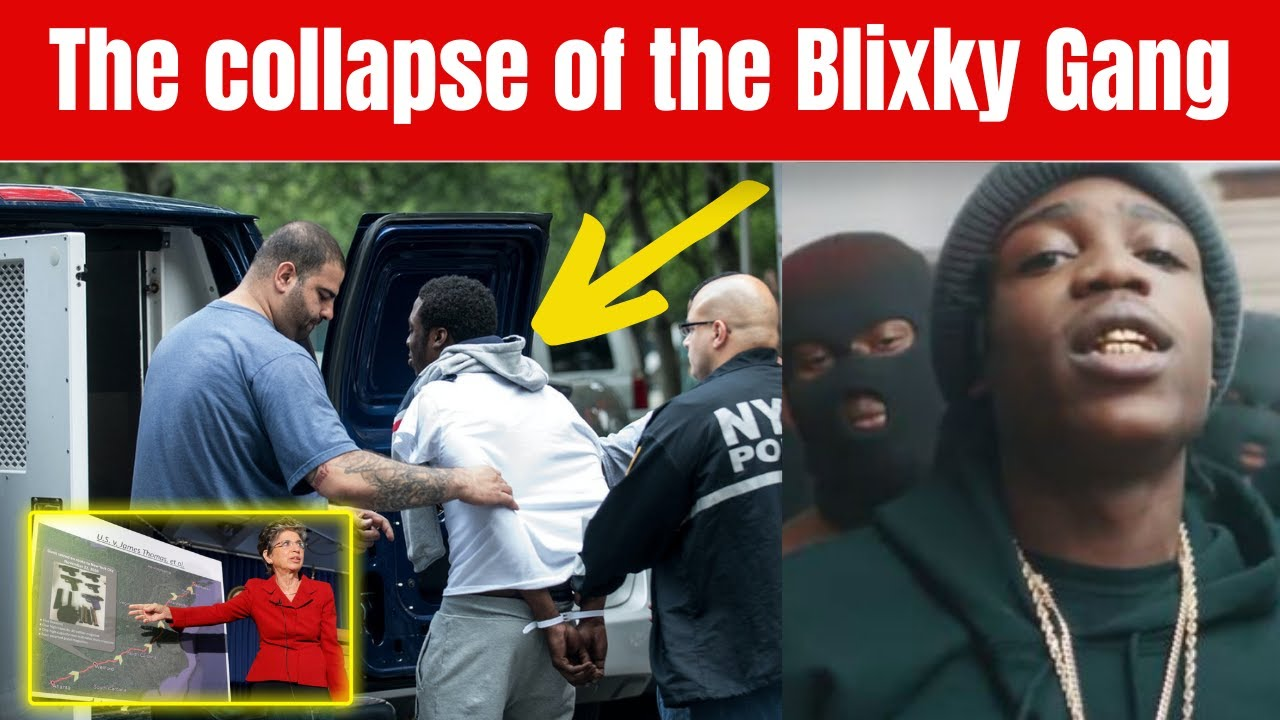 Download Blixky Gang Might Be Over After Massive Indictment