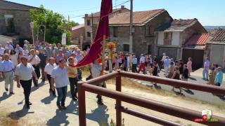 Procesión de Santa Yrene en Figueruela de Arriba