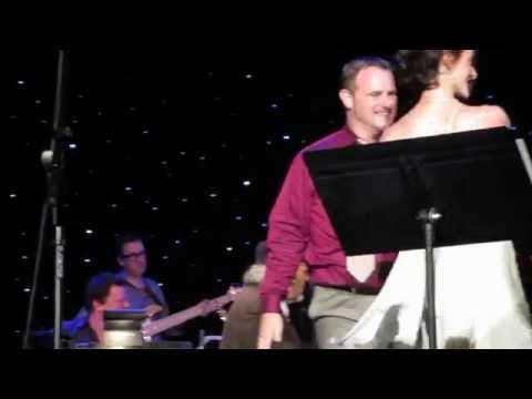 Ensemble w Director Rich Dworsky w Joy Davina and Todd Paulus
