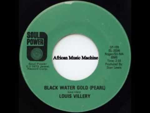 African Music Machine - Black Water Gold ( 1973 ) HD