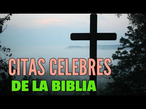 Citas Bíblicas Famosas Las 50 Frases Más Célebres De La Biblia