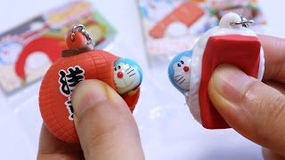 Doraemon Squishy Squeeze Toy Asakusa and Sushi