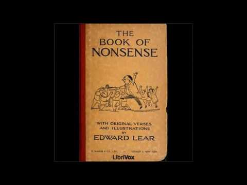 Book of Nonsense by Edward Lear #audiobook