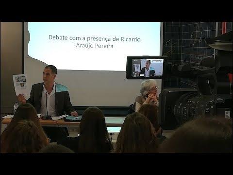 Ricardo Araújo Pereira - Debate do Clube de Leitura da UFP (Versão Completa)