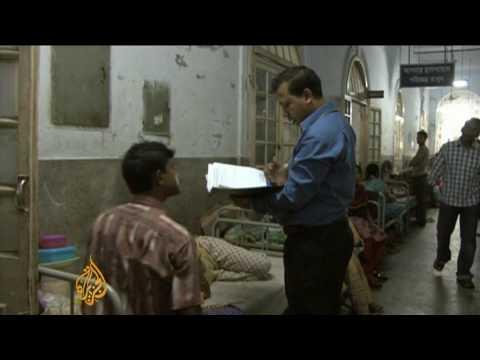 Bribing for healthcare in Bangladesh - 17 Nov 09