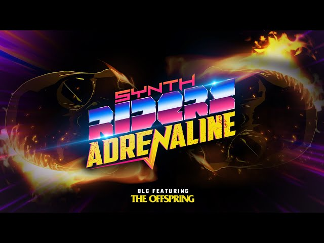 Synth Riders Adrenaline DLC  |  Oculus Quest + Rift Platforms