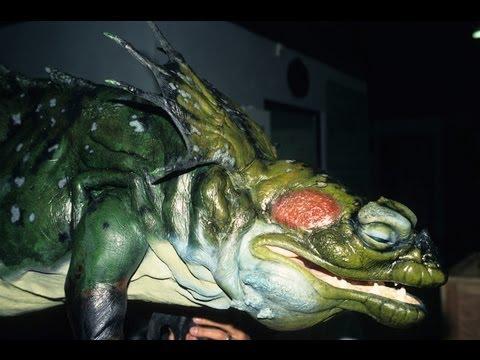 Lizard King Puppet for Dean Cundey
