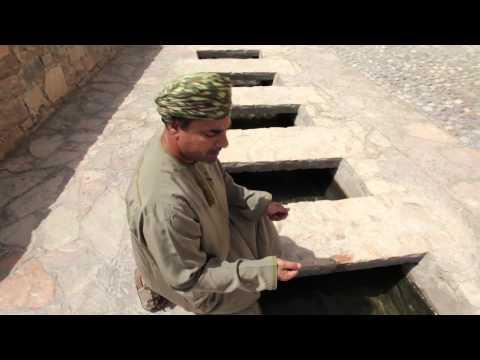 See an Ancient Falaj (Water System) at Birkat Al Mauz (Oman)